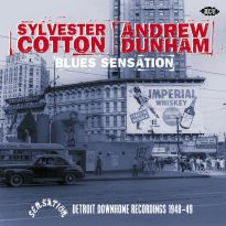 Blues Sensation: Detroit Downhome Recordings 1948-49