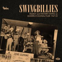 Swingbillies - Hillbilly & Western Swing On Modern/Colonial/Flair 1947-52