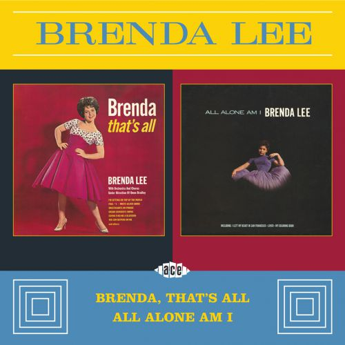 Brenda, That's All/All Alone Am I