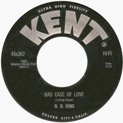 Bad Case Of Love by B. B. King