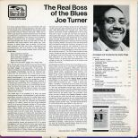 Joe Turner 'The Real Boss Of The Blues'