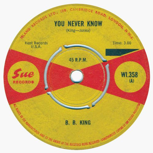 You Never Know by B. B. King