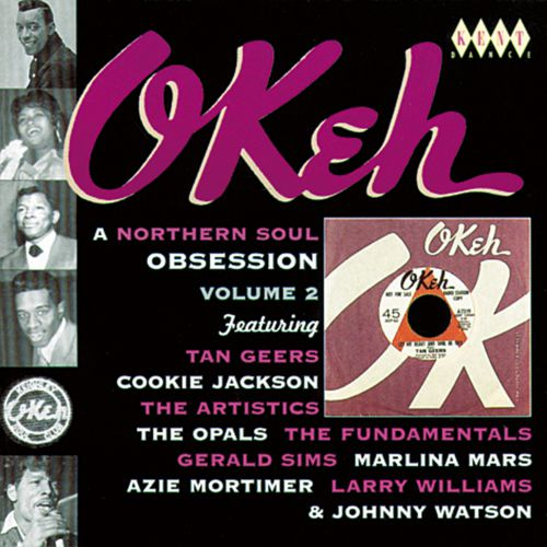 Okeh: A Northern Soul Obsession Vol 2