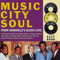 Music City Soul:From Nashville's Black Cats