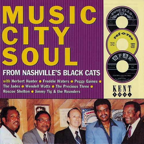 Music City Soul: From Nashville's Black Cats