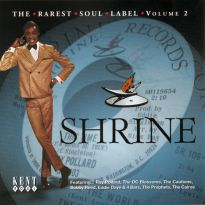 Shrine: The Rarest Soul Label Vol 2