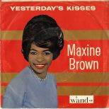 Maxine Brown 'Yesterday's Kisses' courtesy of Ady Croasdell