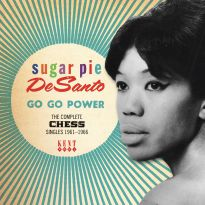 Go Go Power - The Complete Chess Singles 1961-66