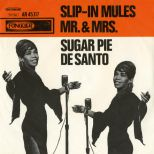Sugar Pie DeSanto 'Slip-In Mules/