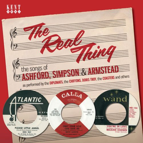 The  Real Thing: The Songs Of Ashford, Simpson & Armstead