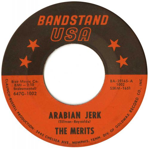 The Merits 'Arabian Jerk' courtesy of Peter Gibbon