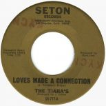 The Tiara's 'Love's Made A Connection' courtesy of Tony Smith