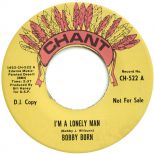 Bobby Burn 'I'm A Lonely Man' courtesy of Sean Hampsey