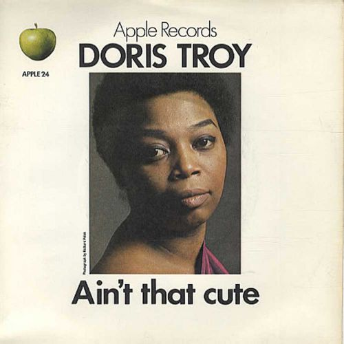 Doris Troy 'Ain't That Cute' courtesy of Mick Patrick
