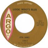Etta James 'Look Who's Blue' courtesy of Mick Patrick