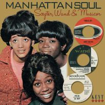 Manhattan Soul: Scepter, Wand & Musicor
