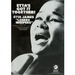Etta James advert