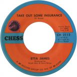 Etta James 'Take Out Some Insurance' courtesy of Mick Patrick