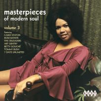 Masterpieces Of Modern Soul Volume 3