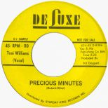 Toni Williams 'Precious Minutes'