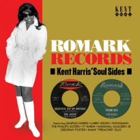 Romark Records - Kent Harris' Soul Sides (MP3)