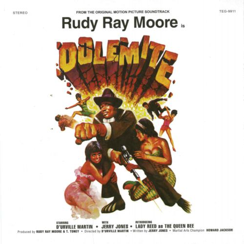 Dolemite soundtrack