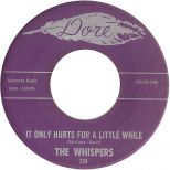 The Whispers 'It Only Hurts For A Little While'