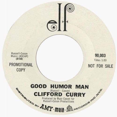 Clifford Curry 'Good Humor Man'