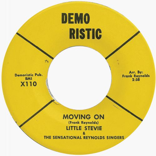 Little Stevie & The Sensational Reynolds Singers 'Moving On'