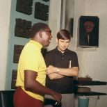 Clarence Carter and Rick Hall
