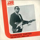 Clarence Carter 'Doin' Our Thing/ I Smell a Rat' 7""