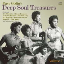 Dave Godin's Deep Soul Treasures Volume 5
