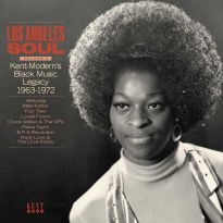 Los Angeles Soul Volume 2 - Kent-Modern's Black Music Legacy 1963-1971