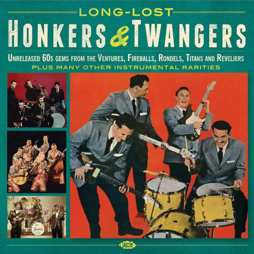 Long-Lost Honkers & Twangers