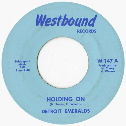 The Detroit Emeralds 'Holding On'