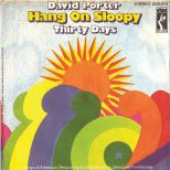 David Porter 'Hang On Sloopy/Thirty Days'