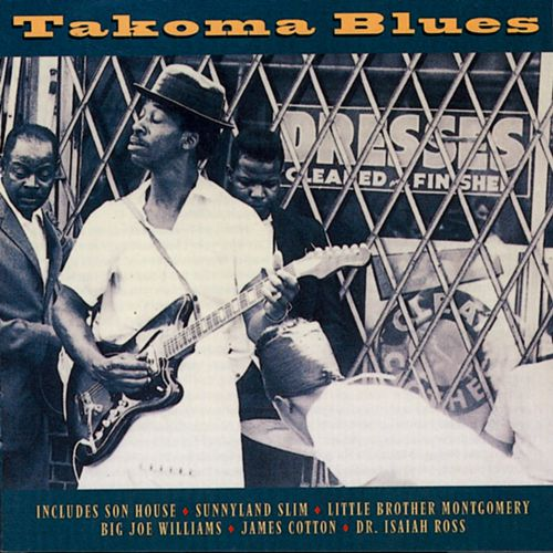 Takoma Blues