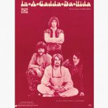 Iron Butterfly song sheet