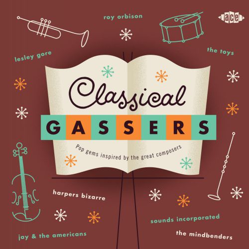 Classical GassersPop Gems Inspired By The Great Composers