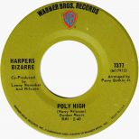 'Poly High' Harpers Bizarre 45