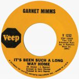 Garnet Mimms 'It's Been Such A Long Way Home'
