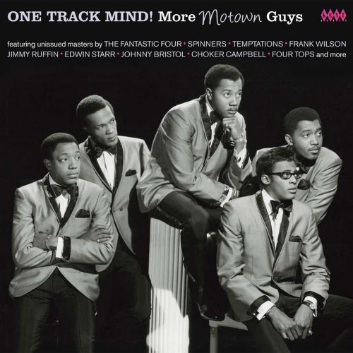 One Track Mind! More Motown Guys