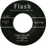 The Arrows with Paul Clifton's Band 'Indian Bop Hop'