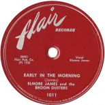 Elmore James & His Broomdusters 'Early In The Morning'