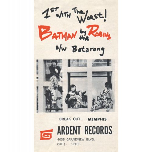 Ardent Records poster