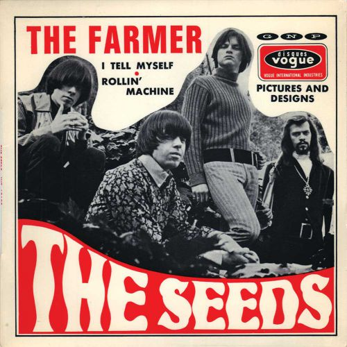 "The Seeds ""The Farmer"" EP"