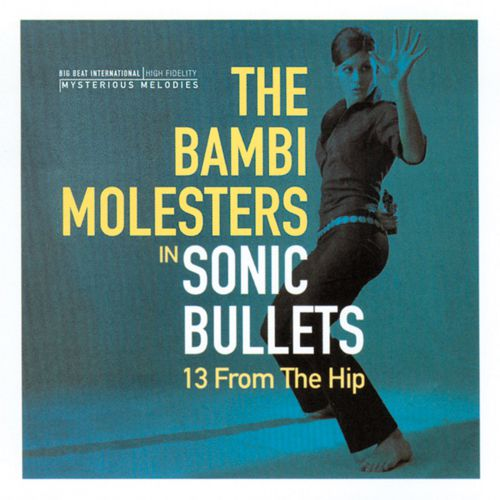 Sonic Bullets: 13 From The Hip
