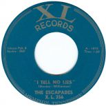 The Escapades 'I Tell No Lies'