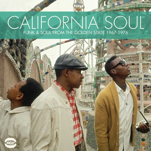 California Soul - Funk & Soul From The Golden State 1967-1976 (MP3)