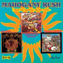 The Legendary Mahogany Rush (MP3)